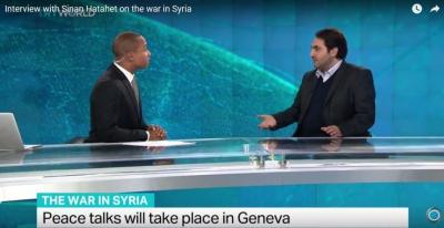 Bölge Üzerindeki Gelişmelerin Suriye'ye Etkileri