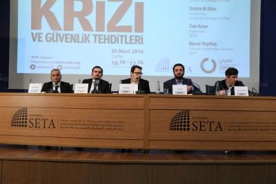Panel: Suriye Krizi ve Güvenlik Tehditleri